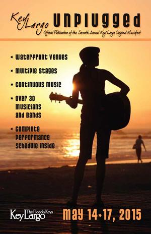 Download 'Key Largo Unplugged' – Official Publication of the Key Largo Original Music Festival